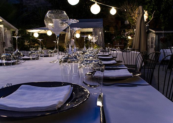nautilus garden ristorante
